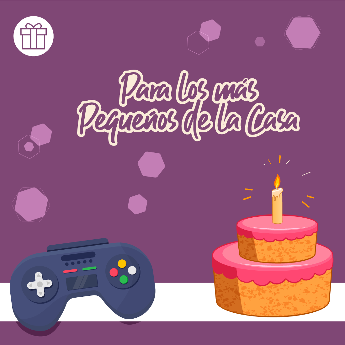 GIFTCARD PEQUEÑOS