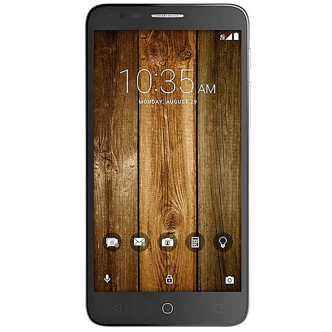 Smartphone Alcatel Fierce 4 16 GB Negro