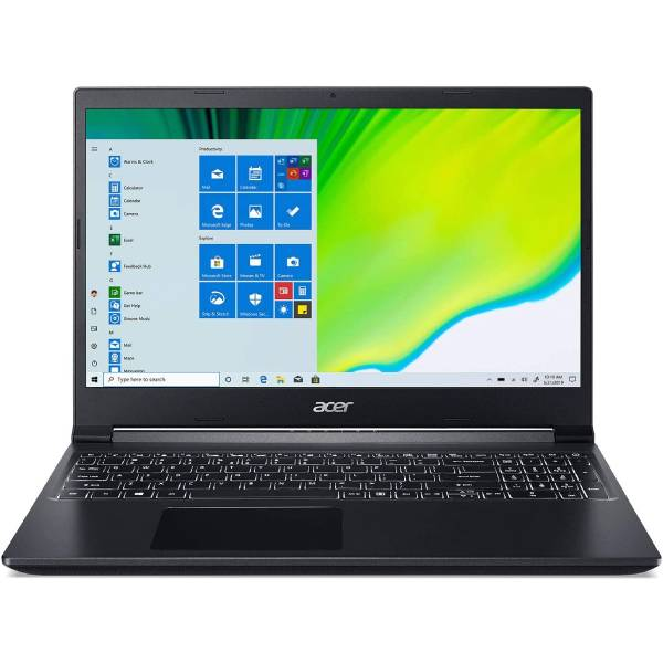"Laptop acer Aspire 7 15.6"" AMD Ryzen 5 3550H"
