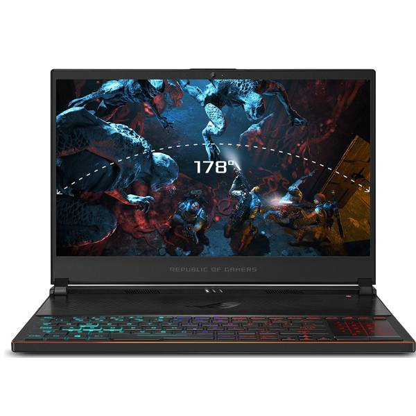 "Laptop ASUS ROG Zephyrus S 15.6"" Intel Core i7 8750H"