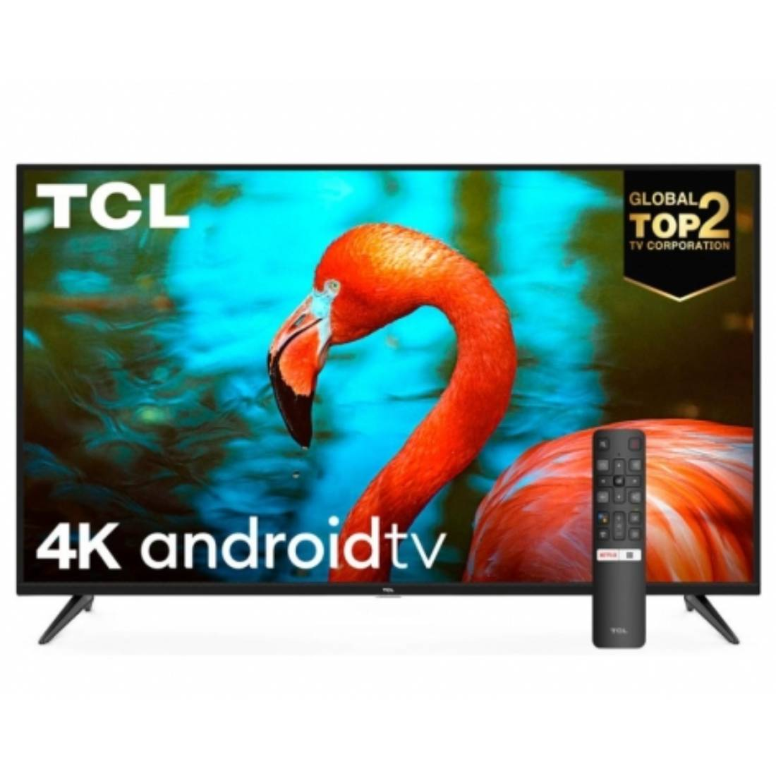 "Smart TV TCL 43P8 43"" 4K HDR"