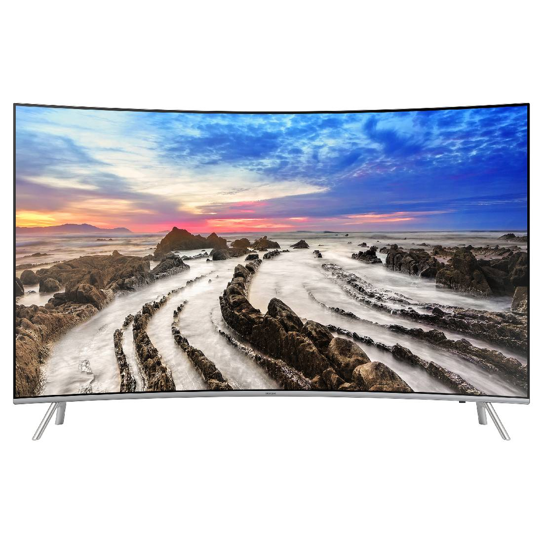"Smart TV Curvo SAMSUNG UN55MU7500GCZE 55"" 4K"