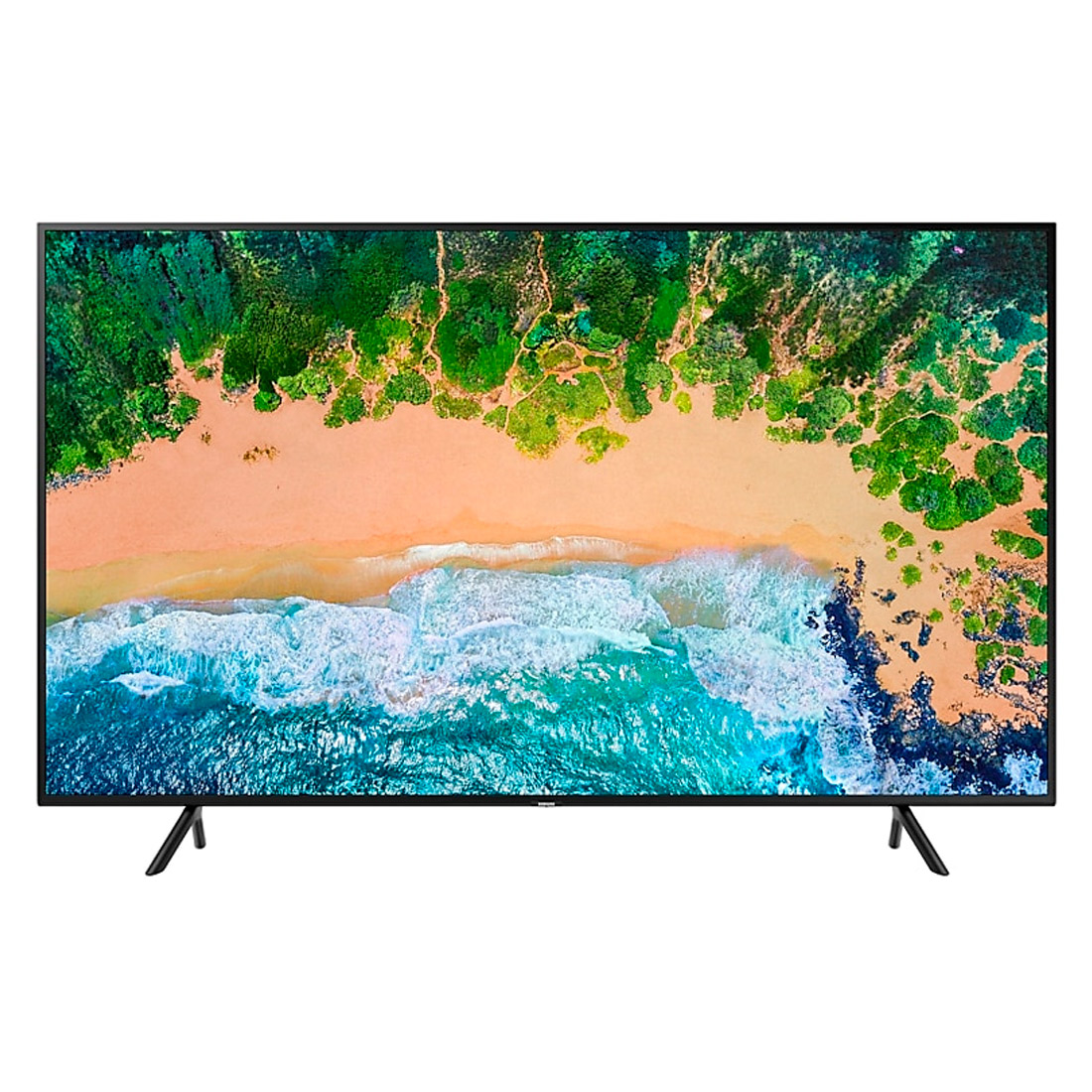 "Smart TV SAMSUNG UN65NU7100PCZE 65"" 4k UHD"