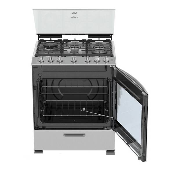 Cocina a Gas WHIRLPOOL Acero Inoxidable 30''