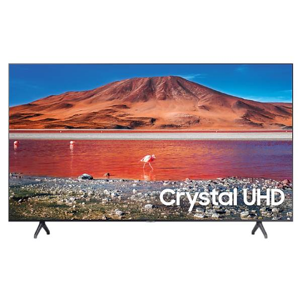 "Smart TV SAMSUNG 55"" TU7000 Crystal UHD 4K"
