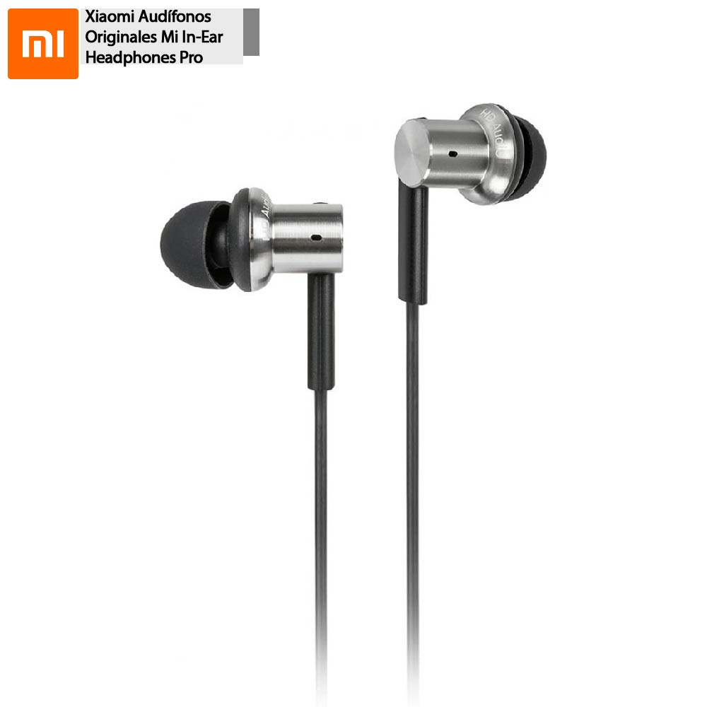 Audífonos XIAOMI Mi In-Ear Headphones Pro