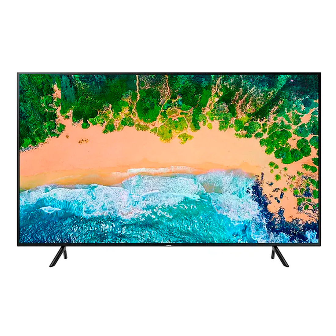 "Smart TV SAMSUNG UN43NU7100PCZE 43"" 4K UHD"