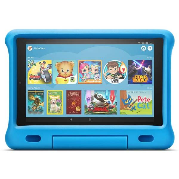 Tablet AMAZON Fire HD 10 Kids Edition Azul