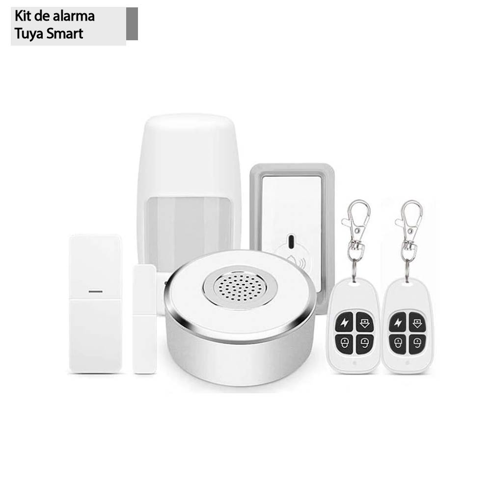 Kit de alarma TUYA Smart