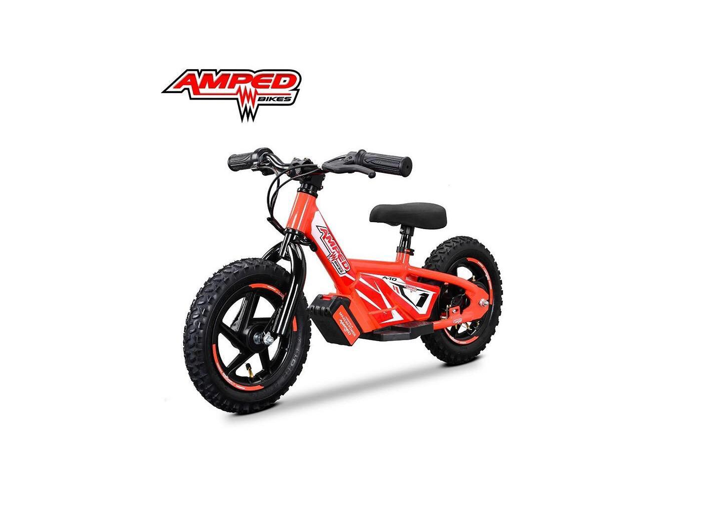 Bicicleta electrica kid's amped