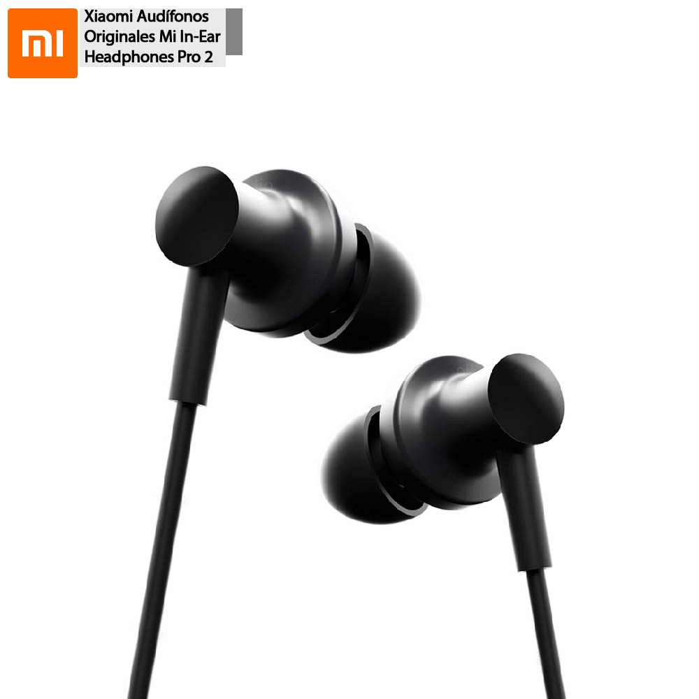 Audífonos XIAOMI Originales Mi In-Ear Headphones Pro 2