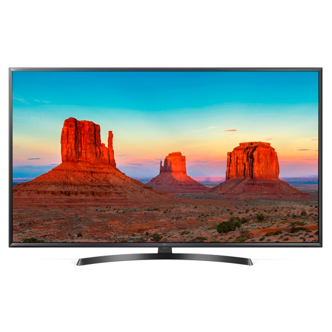 "Smart TV LG 65UK6350 65"" Pulgadas 4K HDR Activo"