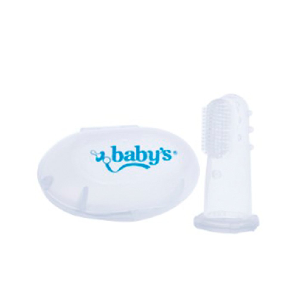 Cepillo Dental BABY`S de Silicón