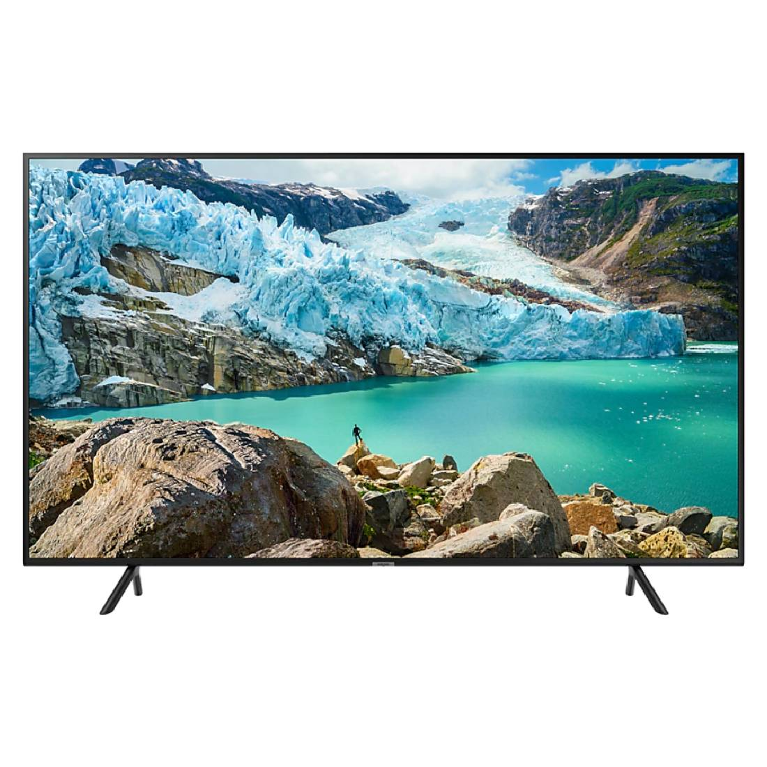 "Smart TV SAMSUNG UN43RU7100PCZE 43"" 4K UHD"
