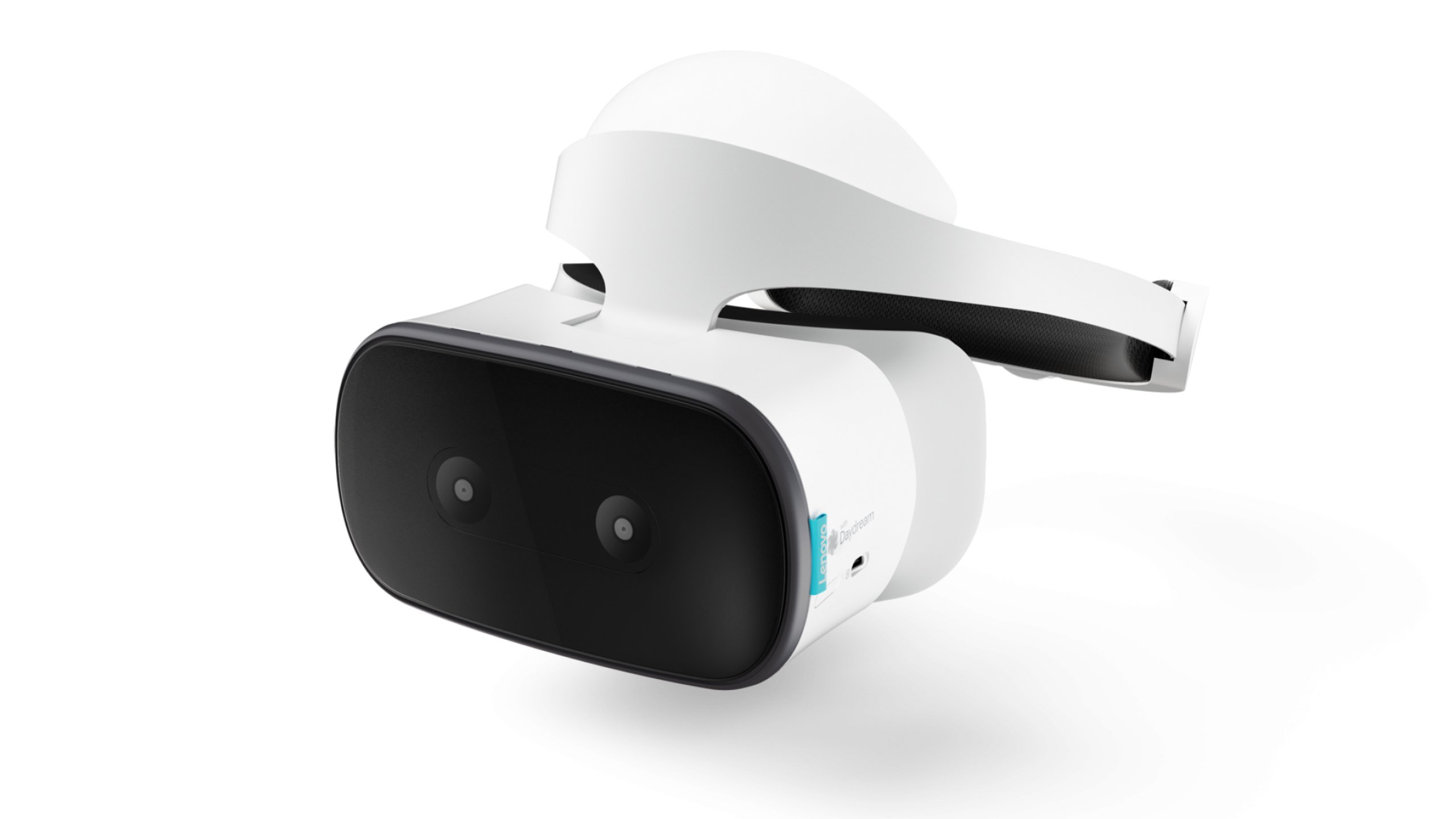 Gafas de realidad virtual Snapdragon™ 835 64 GB ANDROID Blanco