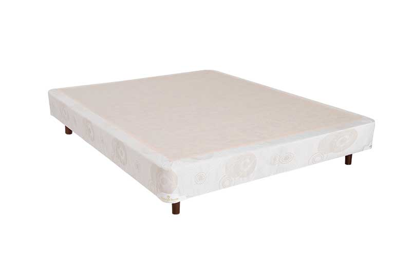 Base Chaide Quality 2 Plazas Beige