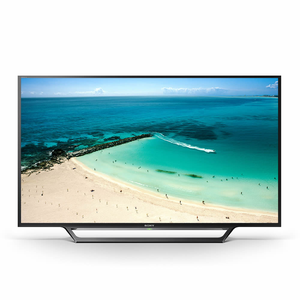 Televisión Sony Smartv Led 48 48w659d Isdbt Wifi Canales Hd