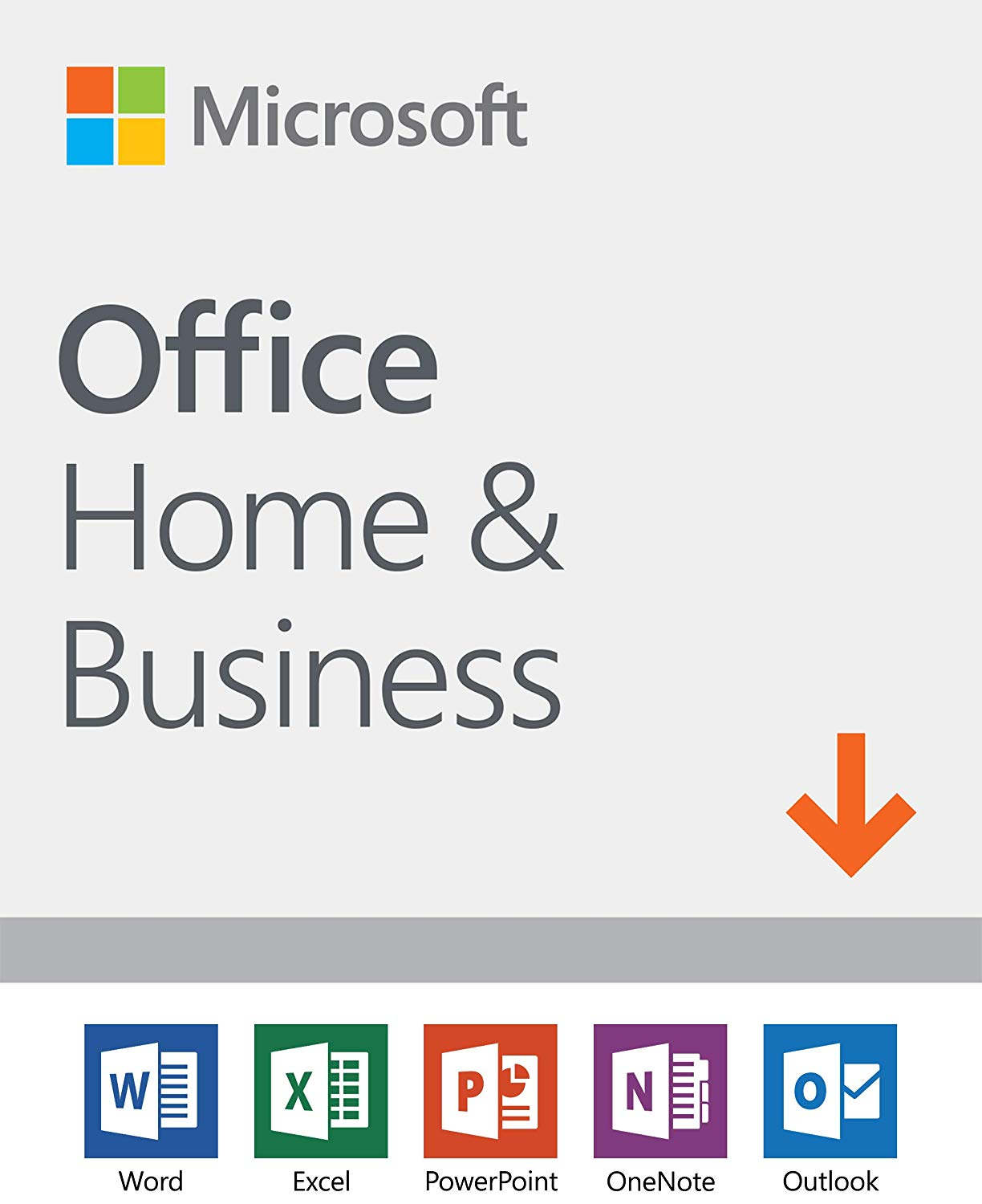 Licencia MICROSOFT Office Home and Business 2019 Descargable