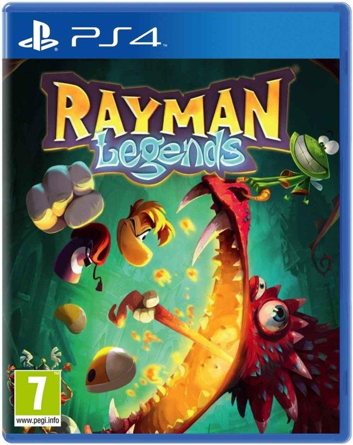 Juego Ps4 Rayman Legends