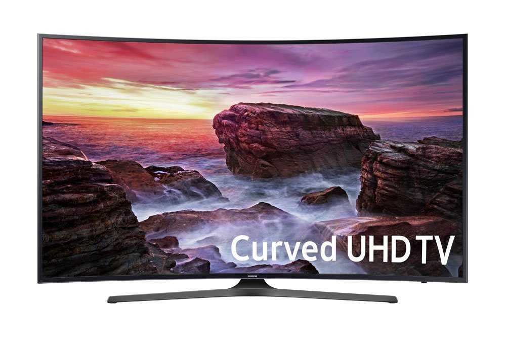 "Smart TV SAMSUNG 65"" UHD CURVED 65MU6500 Smart PurColour 4k"