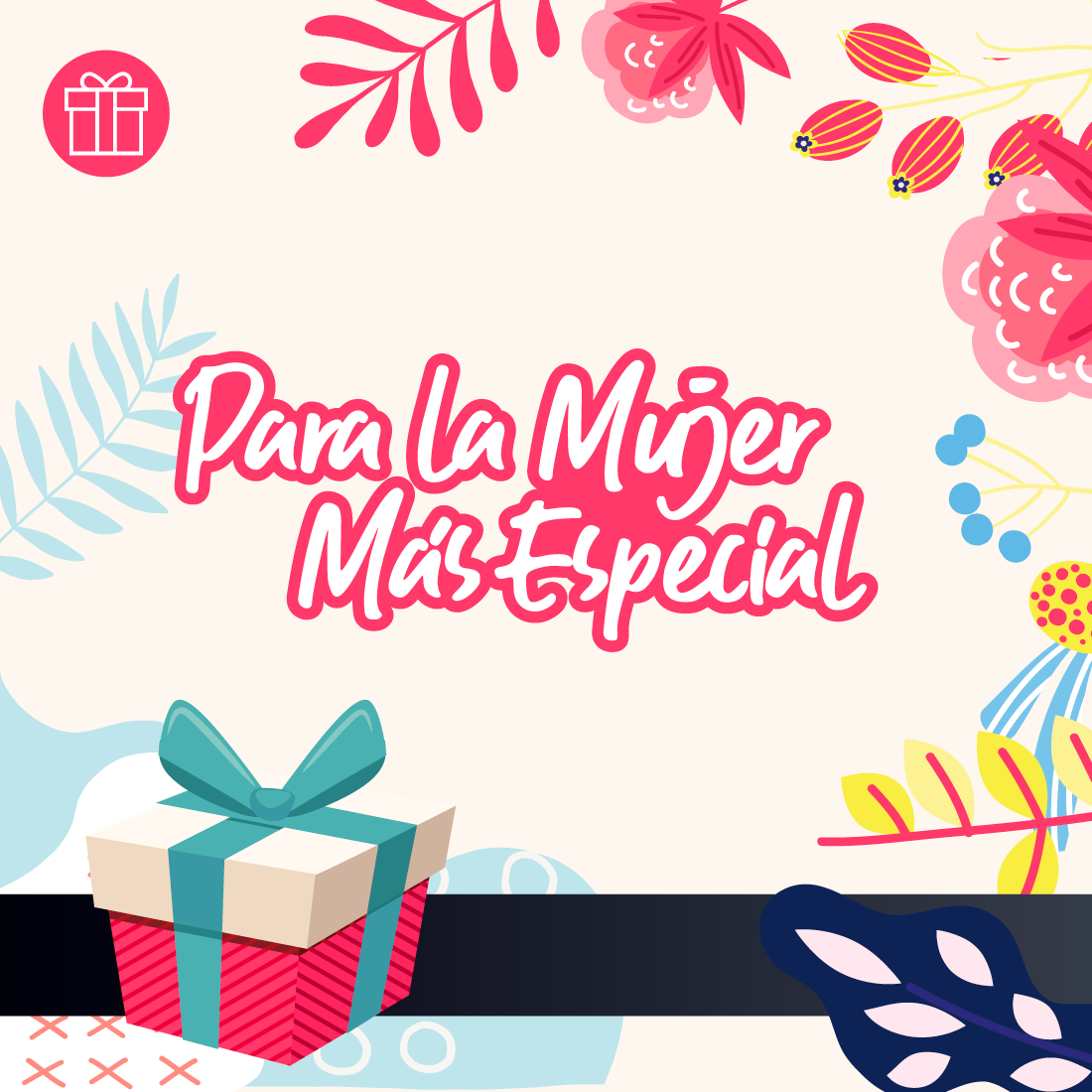 GIFTCARD MUJER ESPECIAL