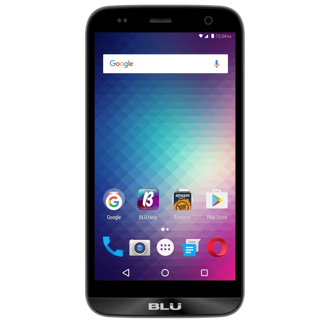 Smartphone Blu Dash Xl D710U 8 Gb 5.0 Mp Negro DS