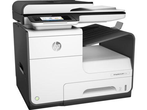 Impresora HP PageWide Pro 477DW Multifuncional a Color WIFI