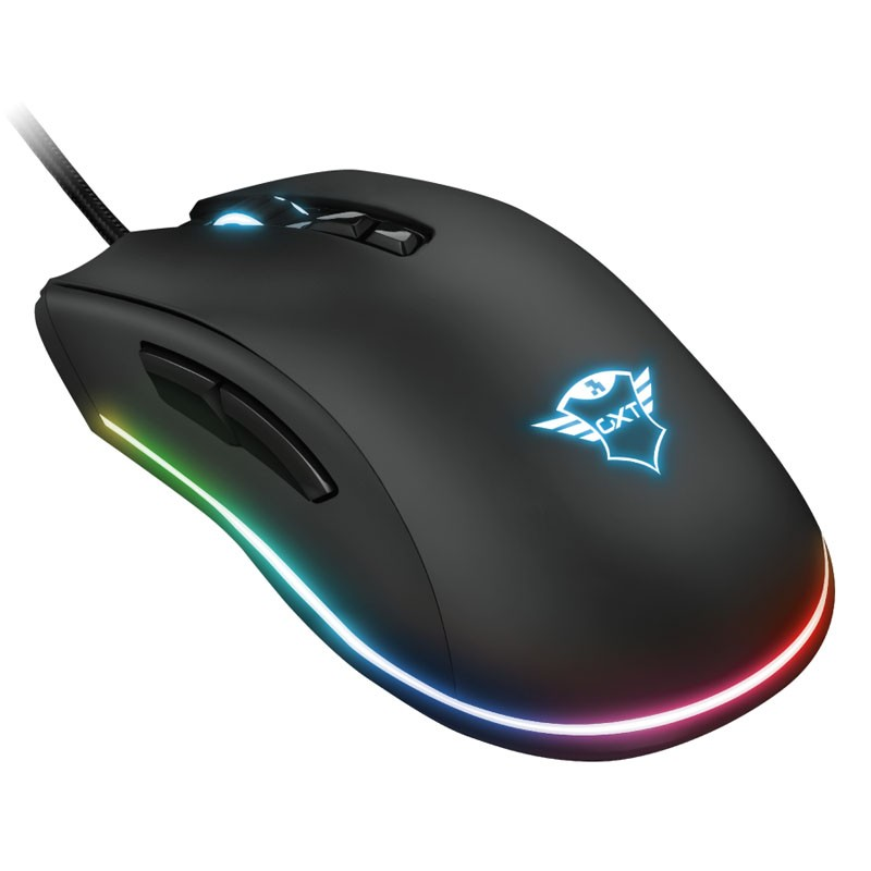 Bundle of 23400 GXT900 KUDOS RGB MOUSE with free Rainbow Six Starter Edition LATAM