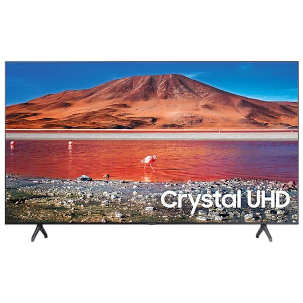 "Smart TV SAMSUNG 70"" TU7000 Crystal UHD 4K"