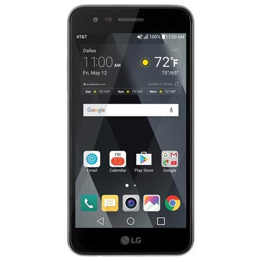Smartphone LG Phoenix 3 4G M150 Android 6.0