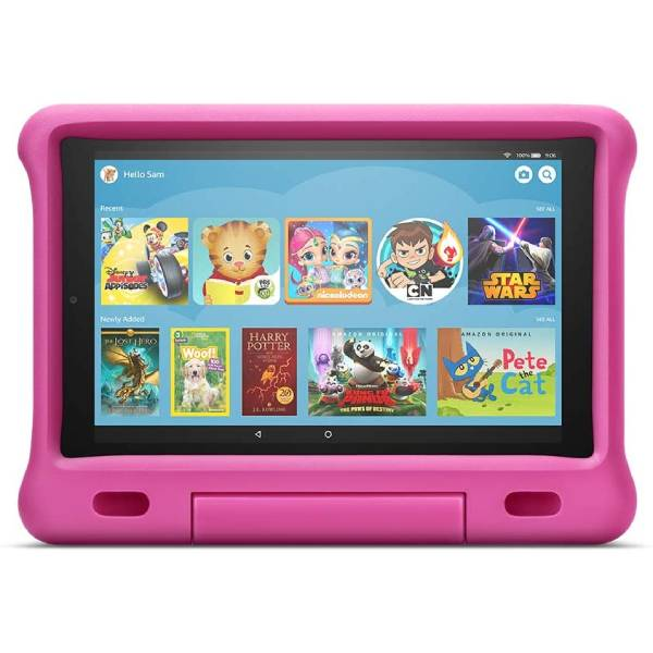 Tablet AMAZON Fire HD 10 Kids Edition Rosa