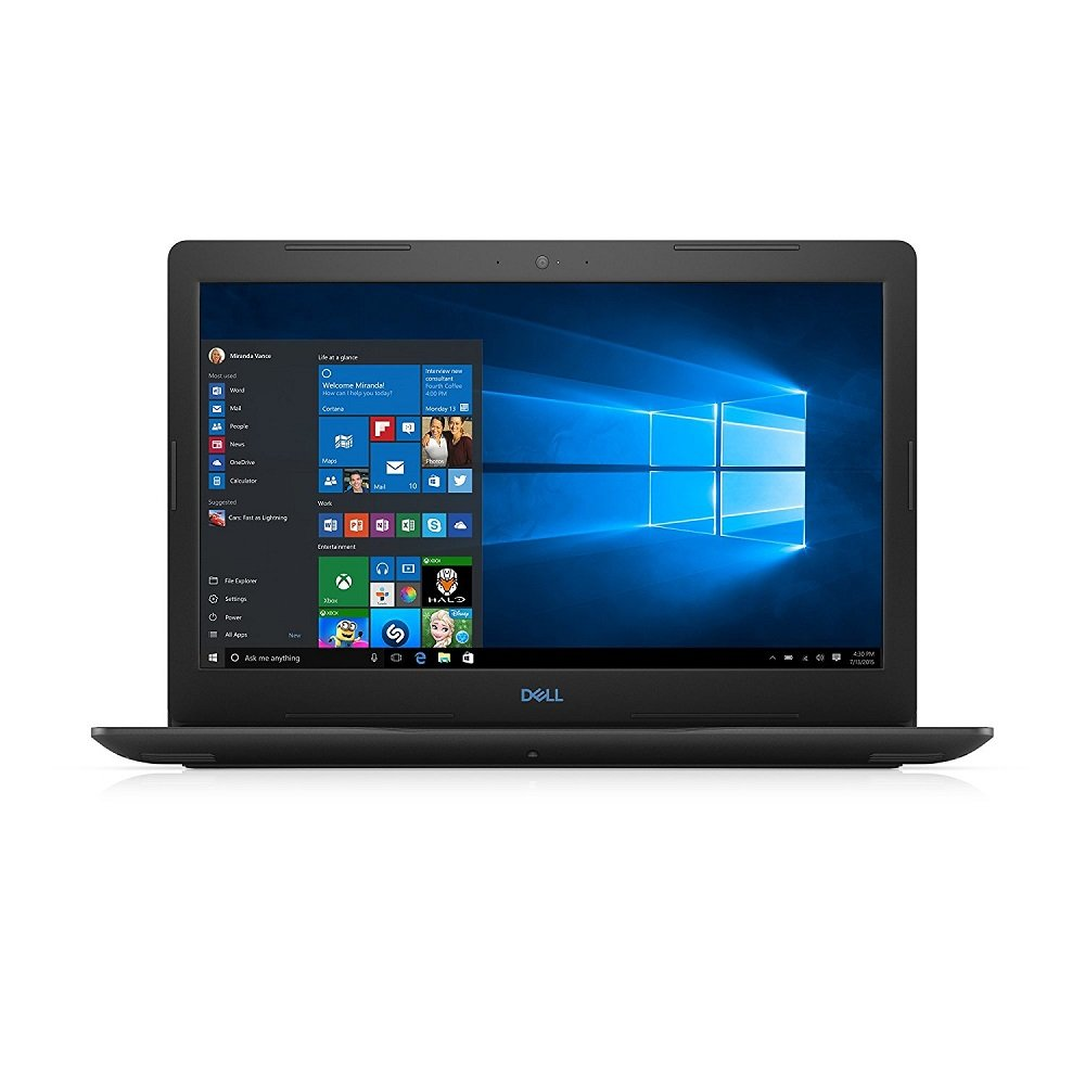 Notebook  DELL INSPIRON 3579 GAMING I7-8750HQ 8GB 1TB