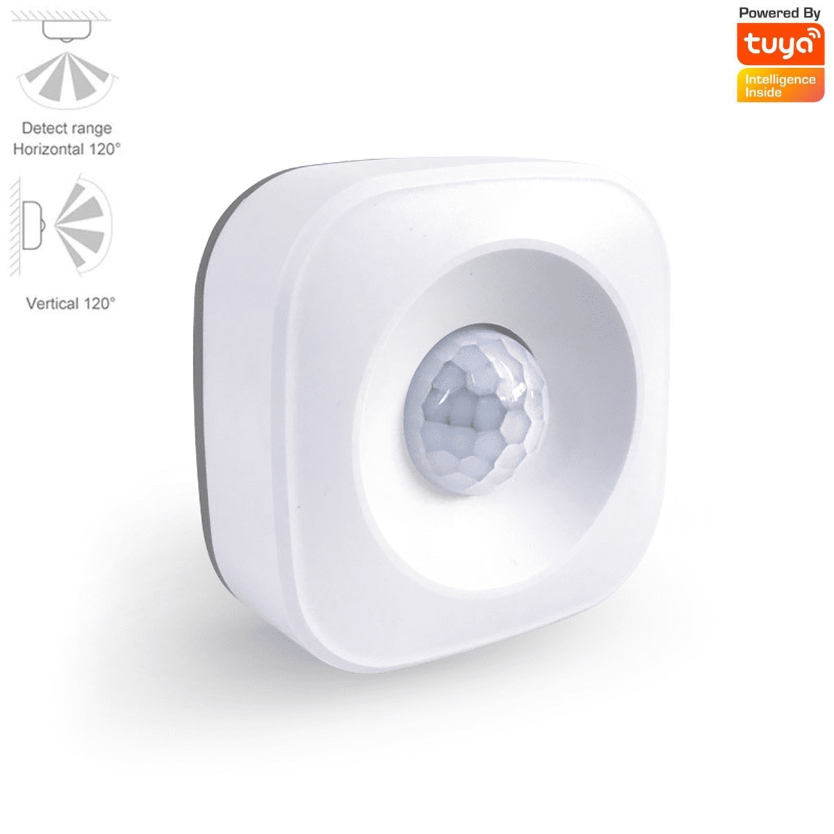 Sensor de movimiento WiFi Tuya Smart / Smart Life