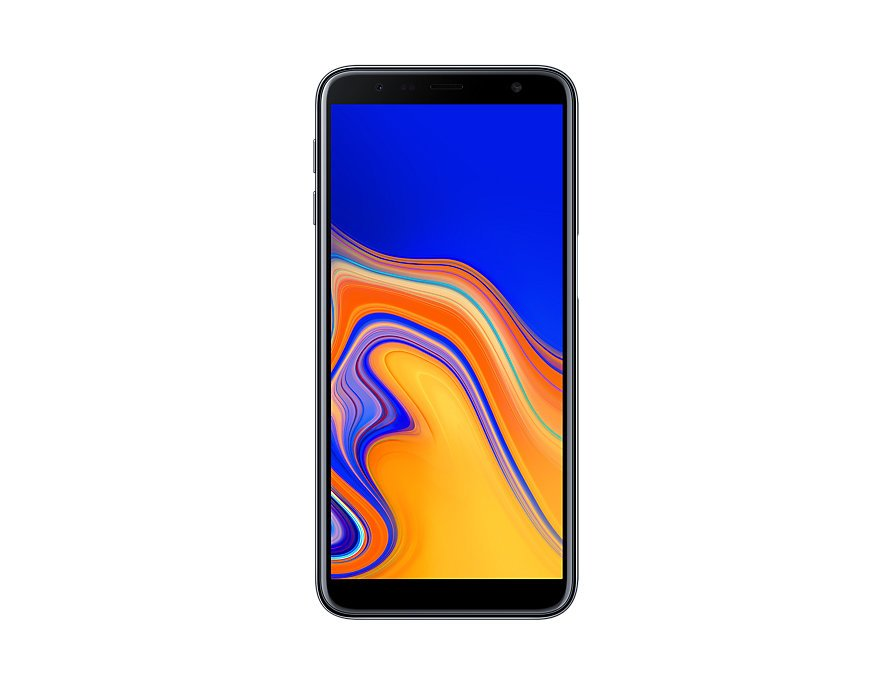 Smartphone Samsung J6 Plus 32Gb Negro Ds