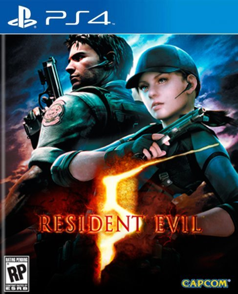 Juego Ps4 Resident Evil 5
