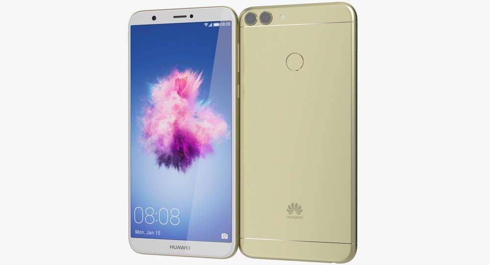 Smartphone Huawei P Smart FIG-LX3 32 GB Dorado