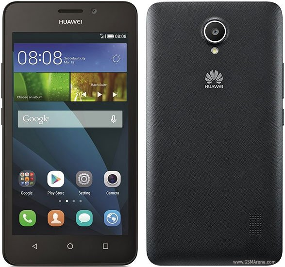 Smartphone Huawei Y635 Lte 4 Gb 5.0 MP Negro